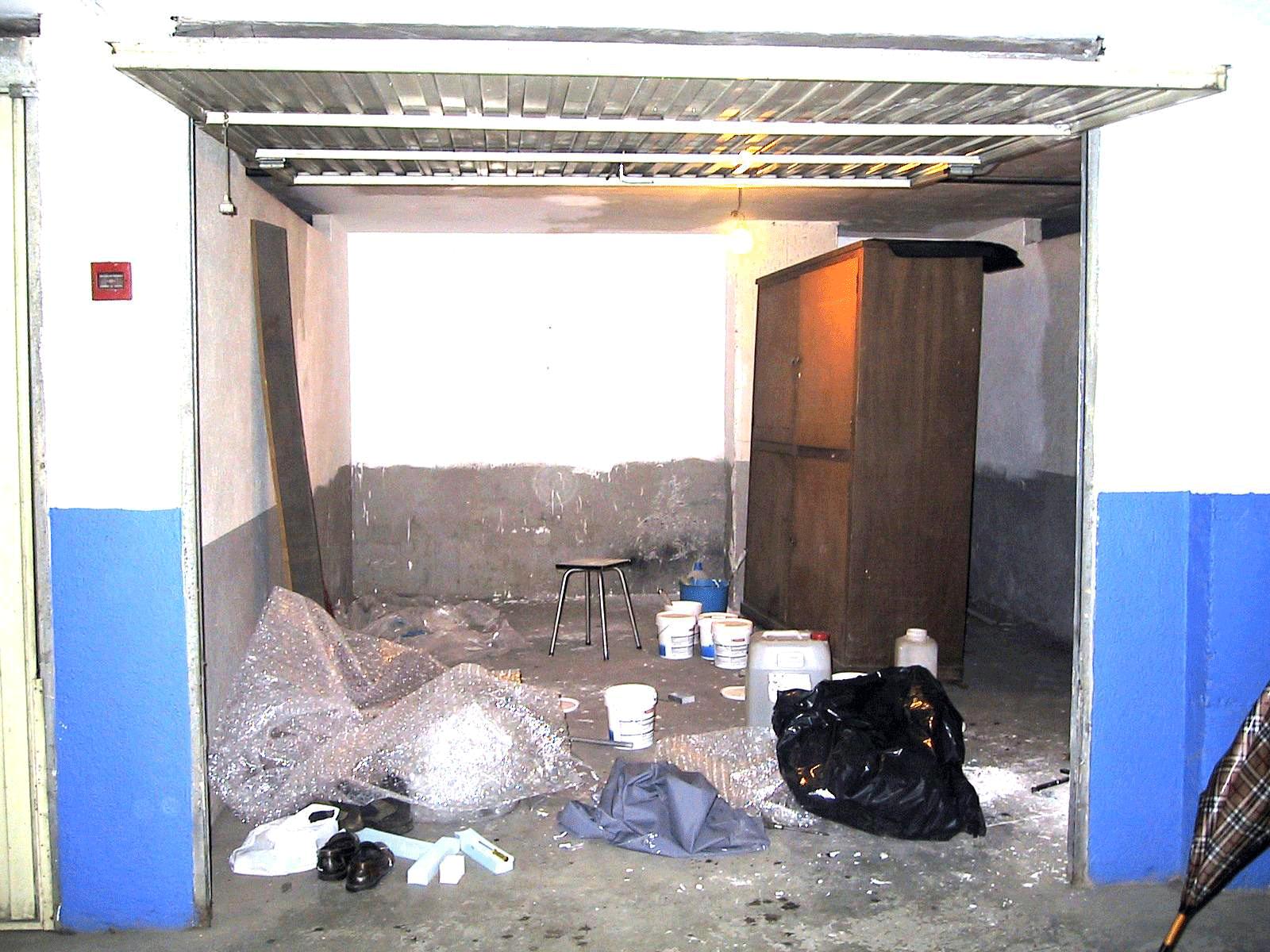 garaje alquiler